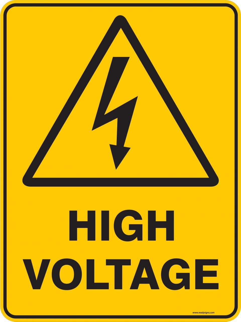 Picture of CAUTION!!! HIGH VOLTAGE!!!