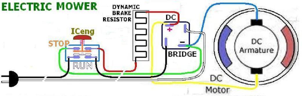 Electric Lawn Mower Wiring Schematics - Toyota 7afe Engine Wiring Diagram  for Wiring Diagram SchematicsWiring Diagram Schematics