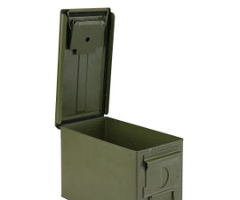 Air Soft Objective Boxes