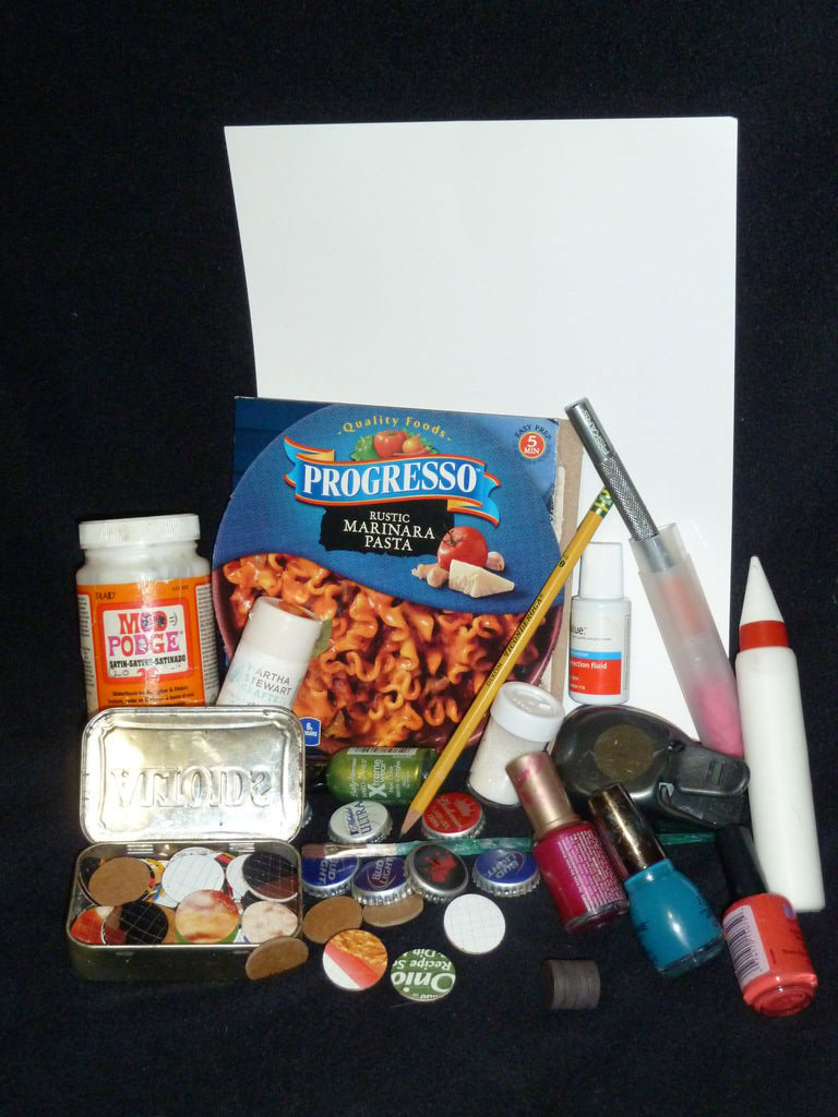Picture of Gather Your Supplies