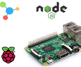 Connect Raspberry Pi to Asksensors Using Node.js