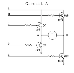 Full Bridge Circuit A