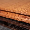 Cutting boards made with router