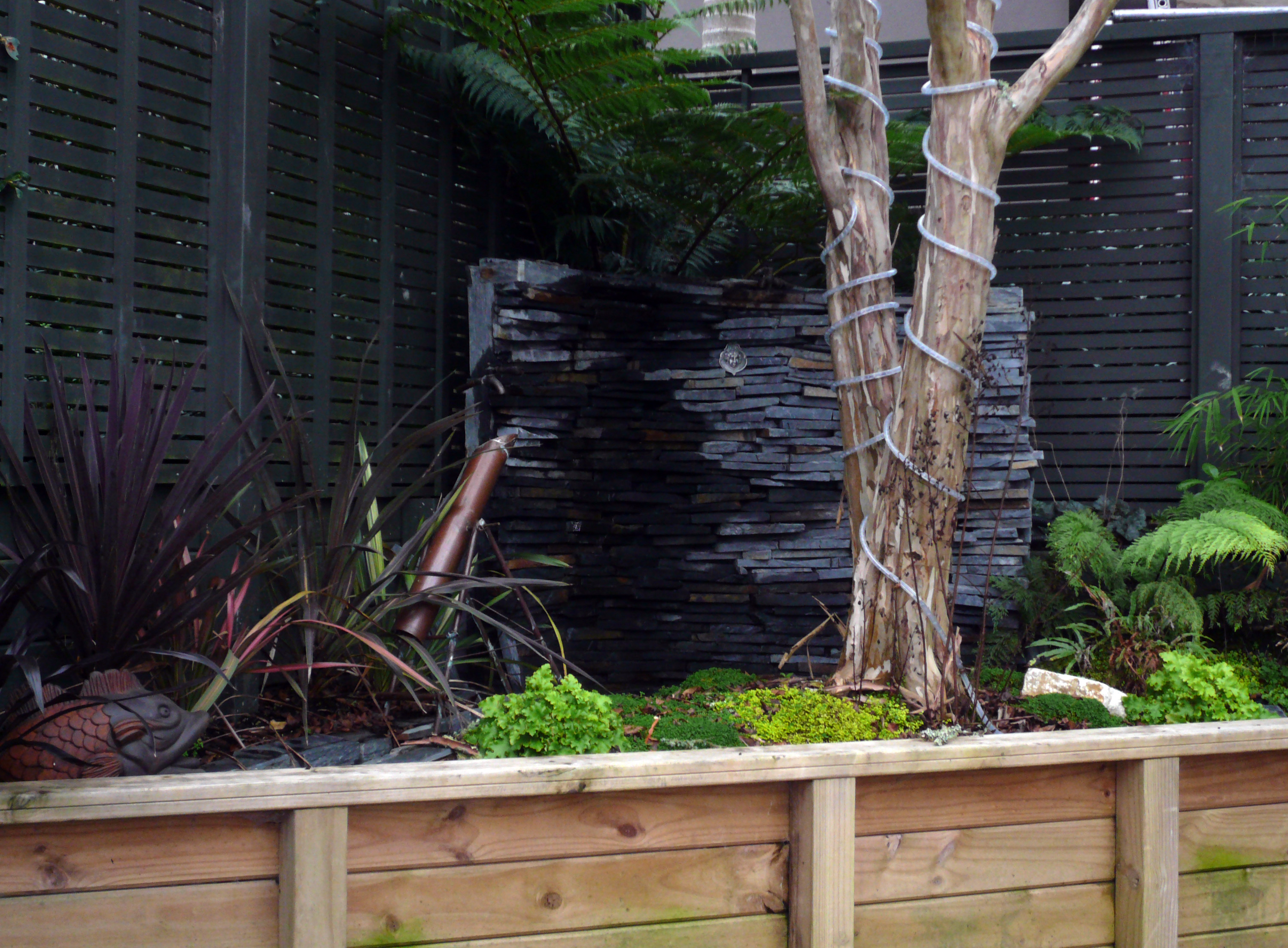 Picture of The Deck and Water Feature