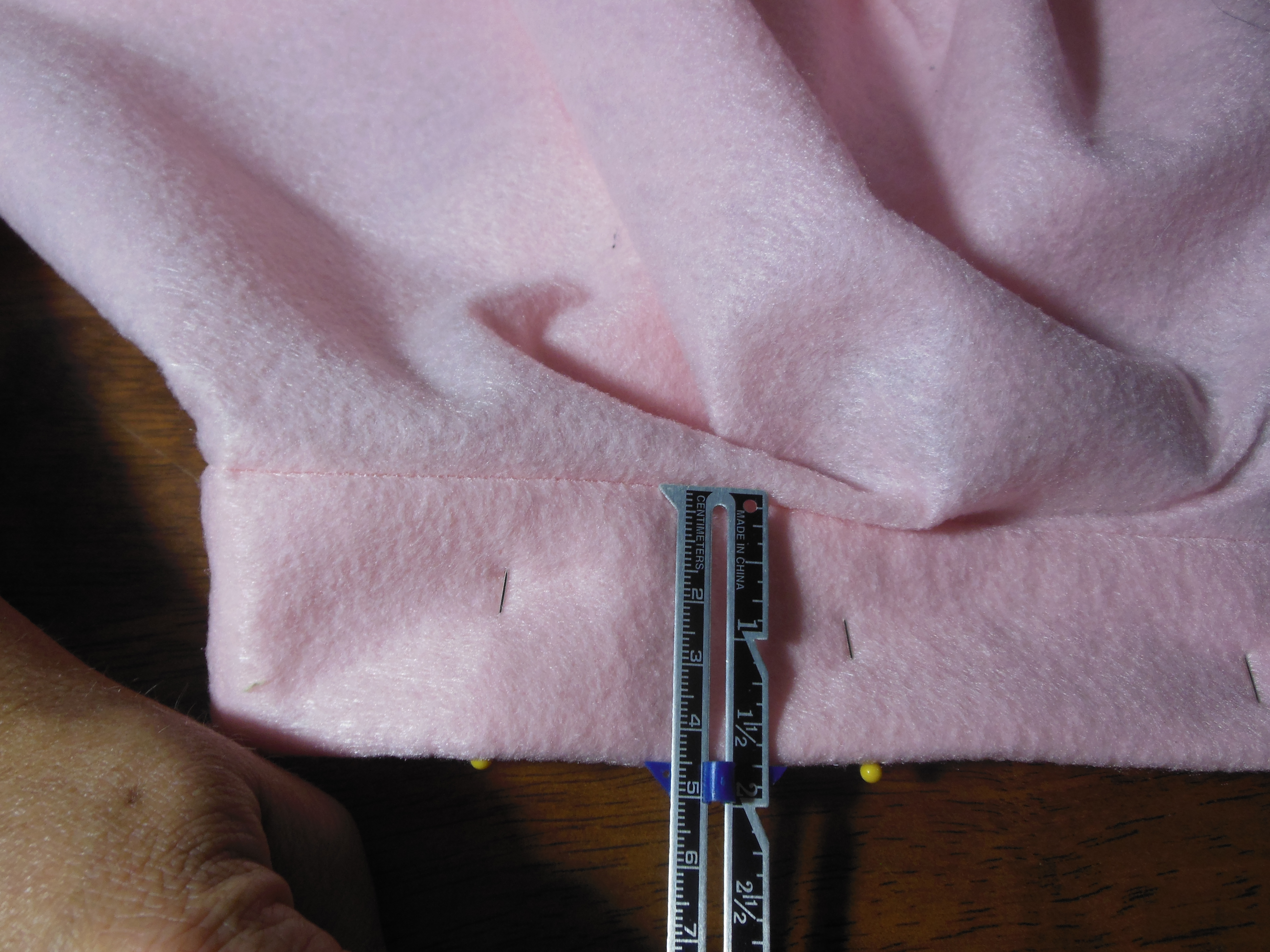 Picture of Sew on the Waistband