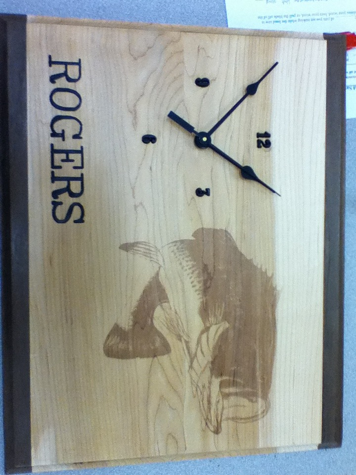 Picture of Bass Clock