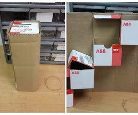 Cardboard Storage Roll