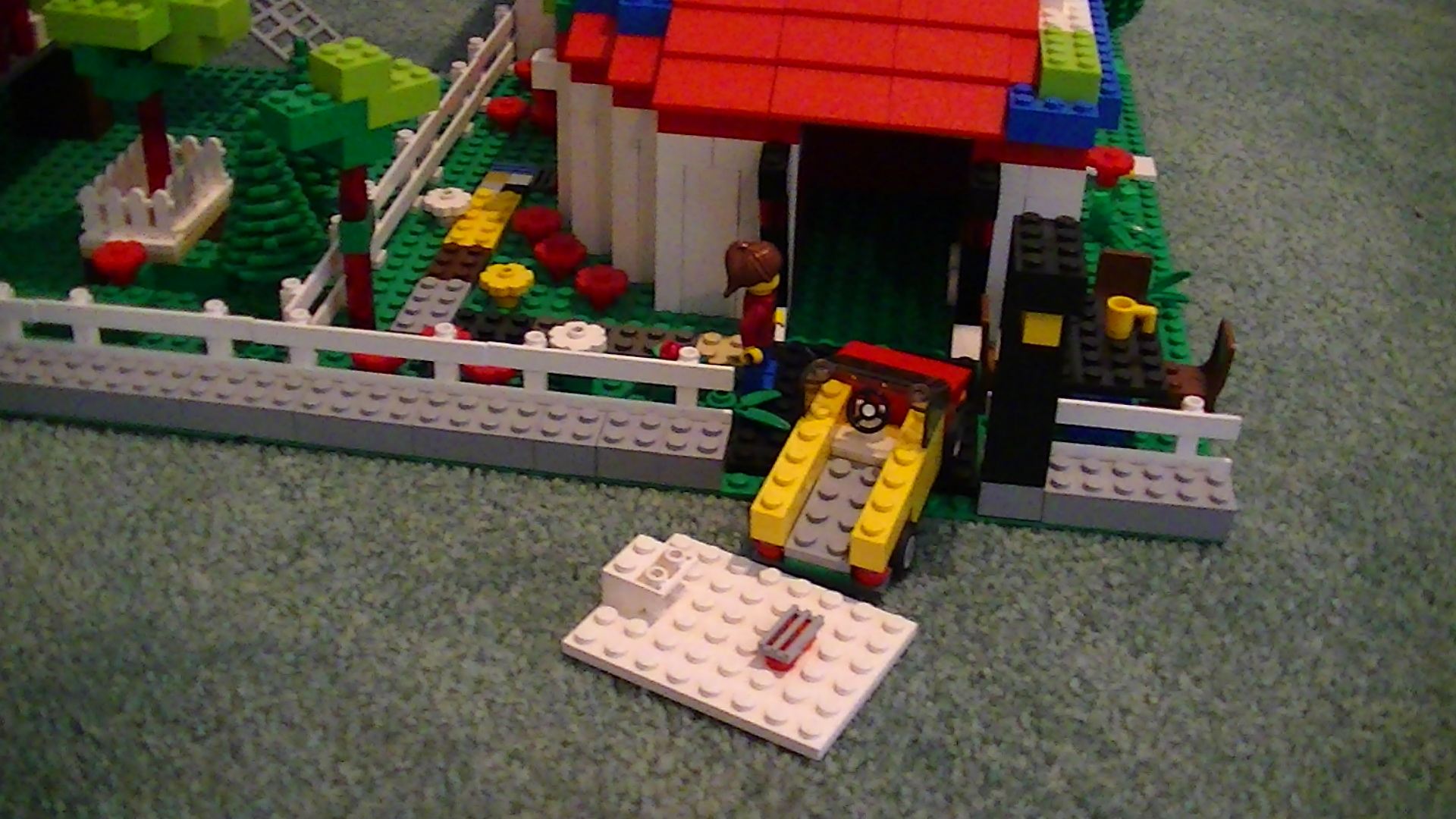 Picture of Lego House Very Realistic