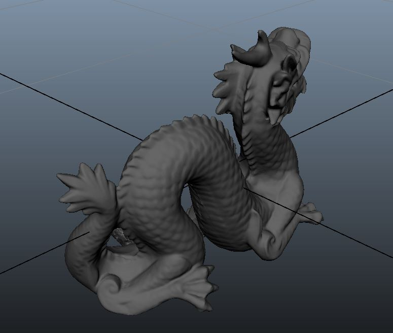Picture of Importing the 3D Model