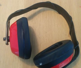 Noise-dampening Bluetooth Headphones (15$)