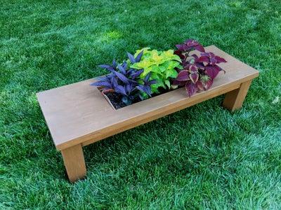 Coffee Table Planter