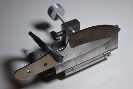 Knife Grinding Jig