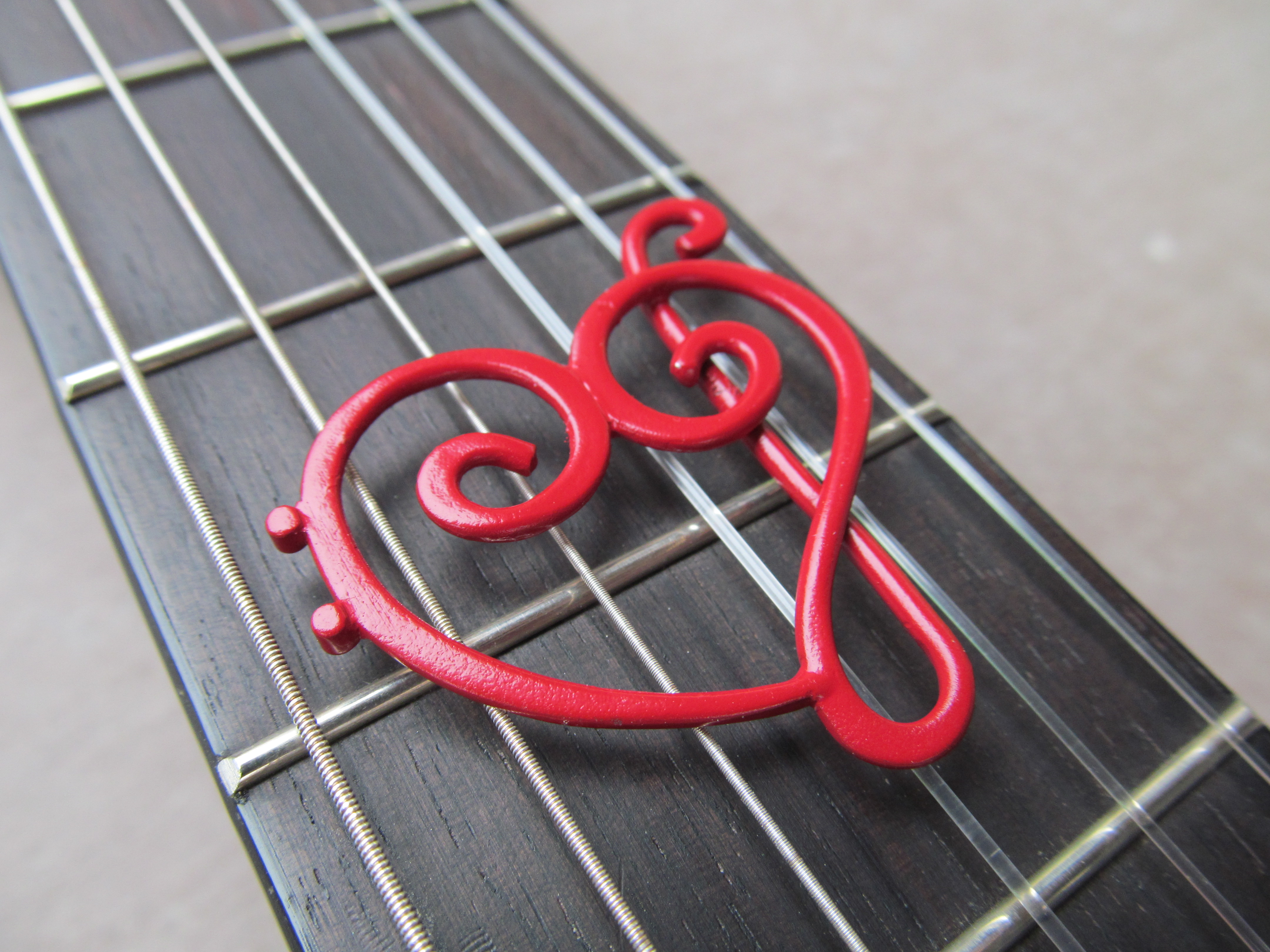 Picture of Treble Bass Heart