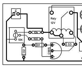 12v Automatic Charger (Auto Cut OFF)