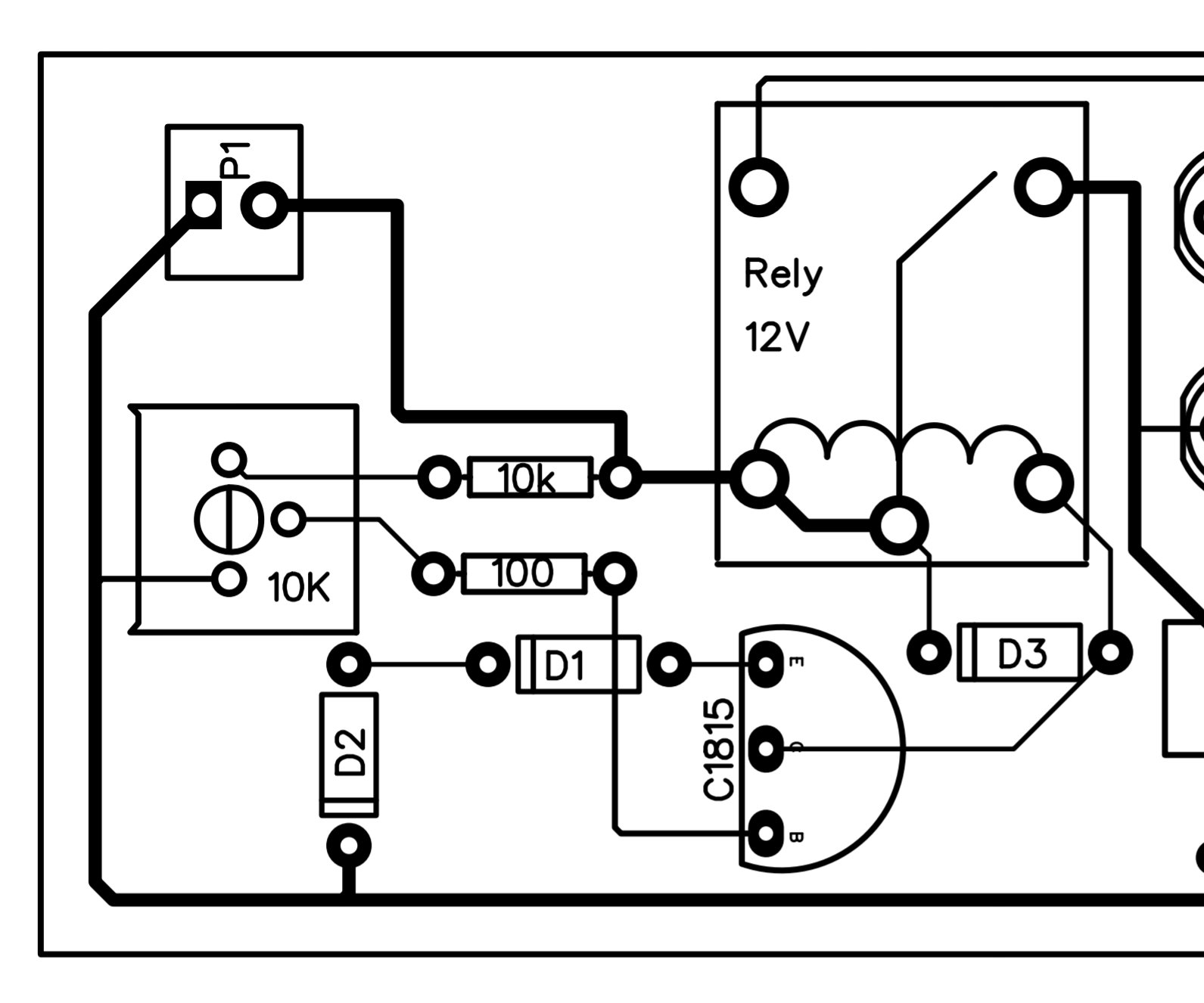 cut off circuit diagram together with trailer battery charging