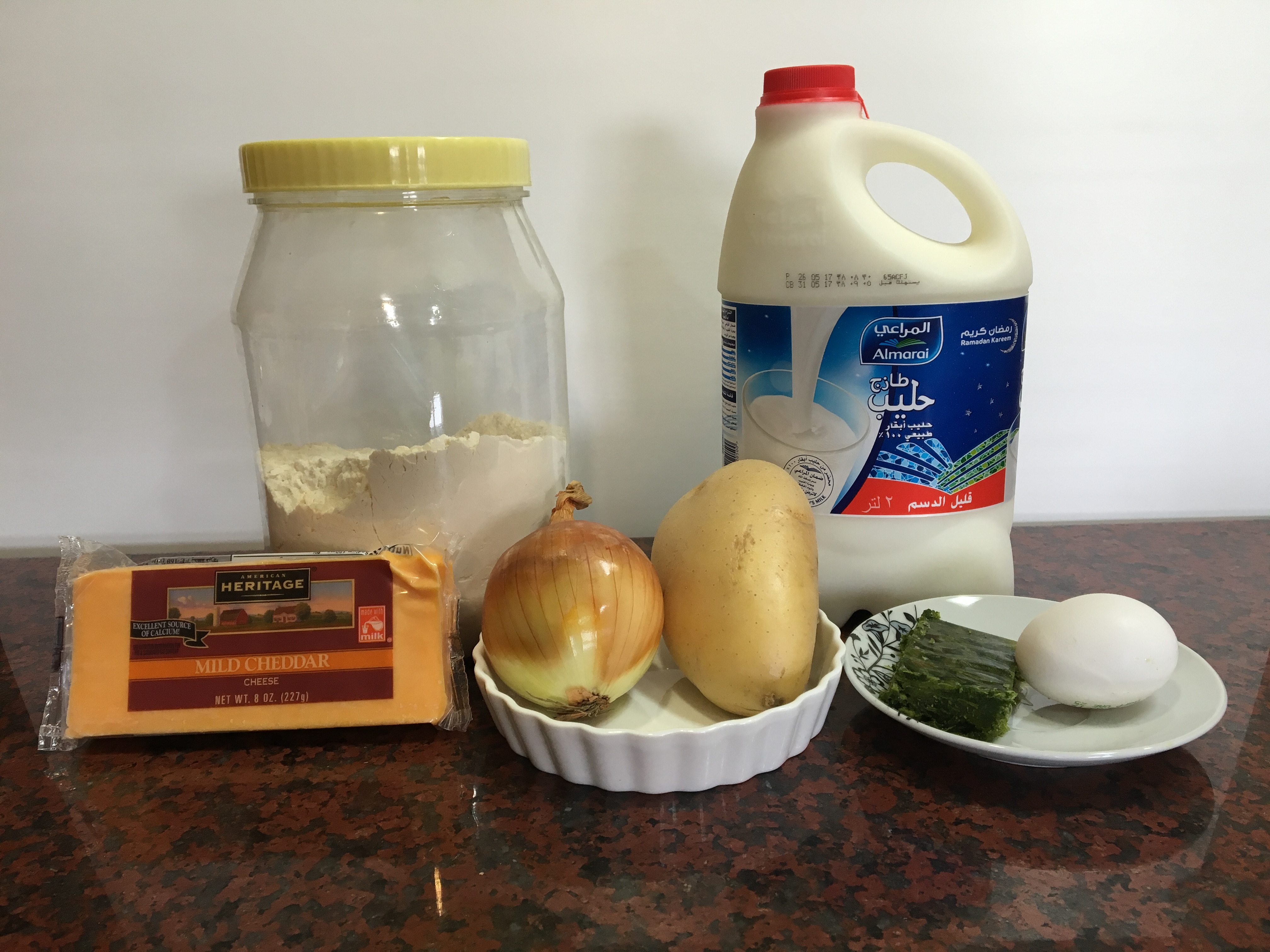 Picture of Collect Ingredients
