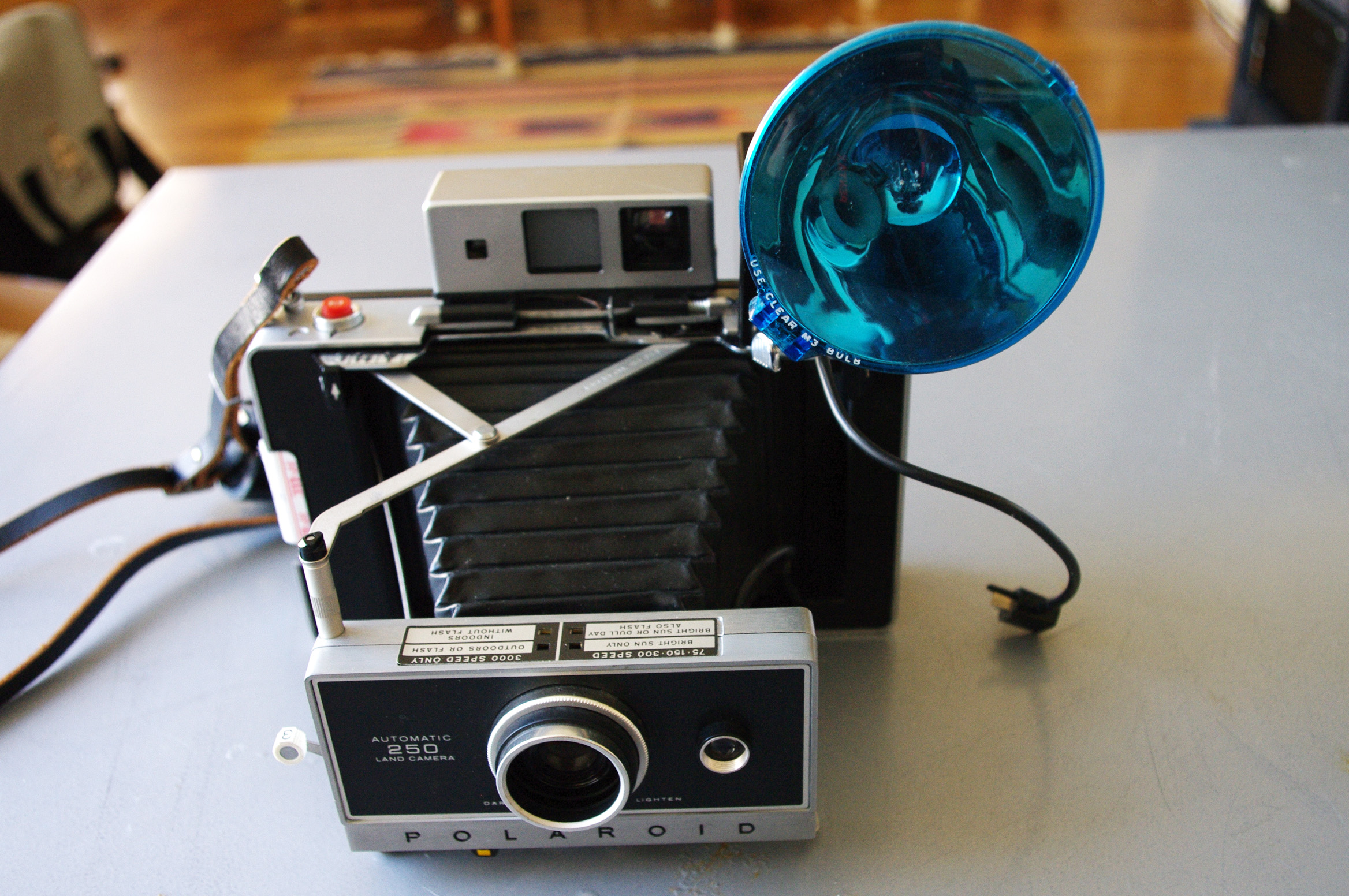Picture of Using a Flash Bulb