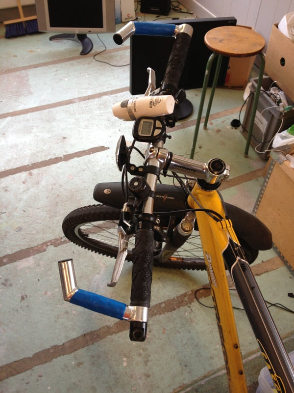 Extra Mountain Bike Handle Grips
