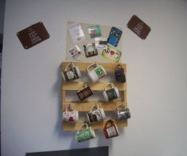 Palletized for coffee lovers