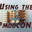 Using the PmodCON3 with chipKIT  products