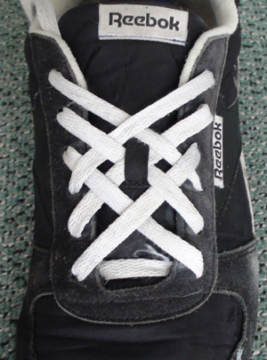 Picture of Basketweave Lacing