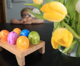 Simple Egg Stand