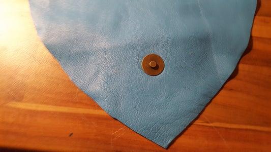 Turquoise Lining/Türkises Futter