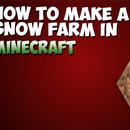"""Infinite"" snow farm!"