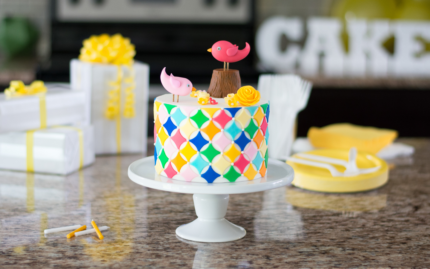 Picture of Introduction to Cake Decorating