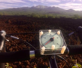 Bike Analog Speedometer