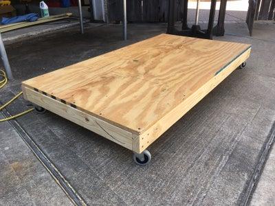 Build Lower Frame