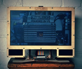 The LittleBox | A Raspberry Pi PC