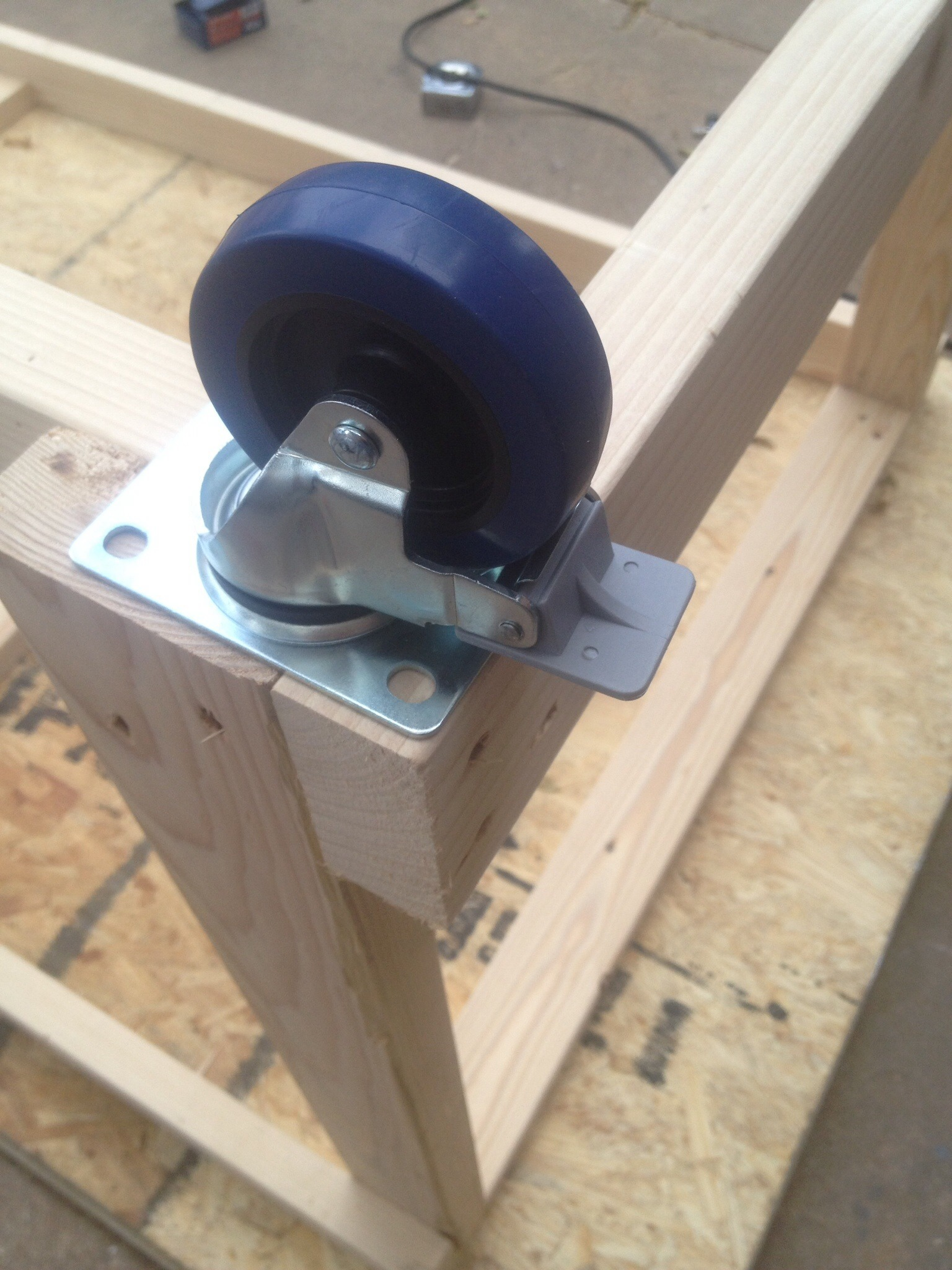 Picture of Mounting Casters