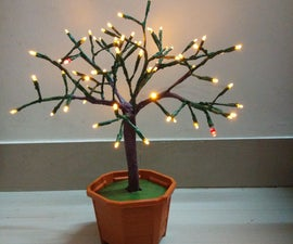 LED Tree With DigiSpark