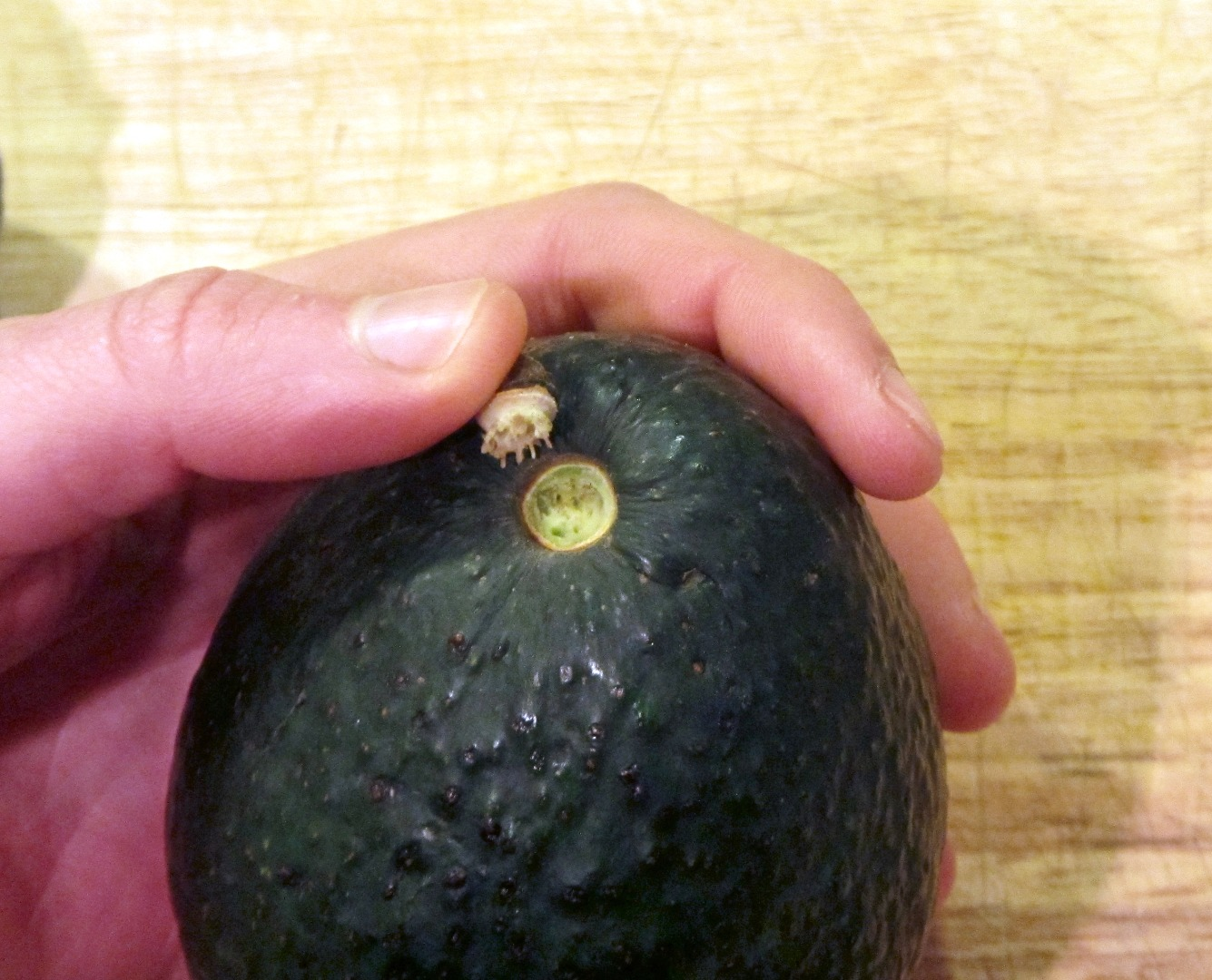 Picture of Find Ripe Avocados