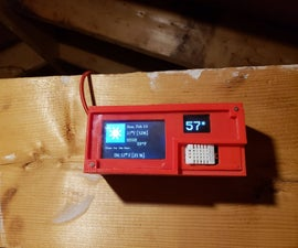 AtticTemp - Temperature / Climate Logger
