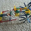 knex battle car A.K.A. the 31415 Yakul