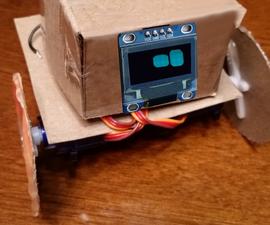 DIY Cozmo Robot Expressions