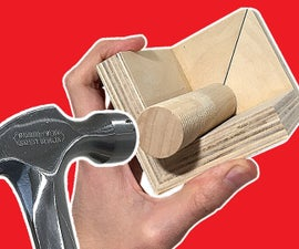 Dowel Center Finder