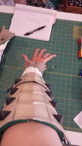 Full Arm Assembly and Rigging