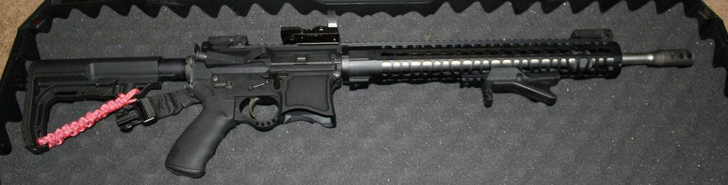 How To Field Strip An Ar 15 8 Steps Instructables