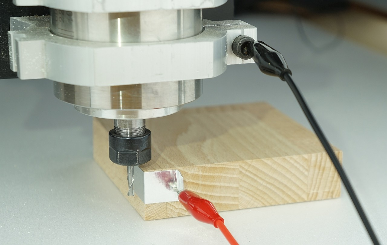 Picture of Poor Man's CNC Edge Finder