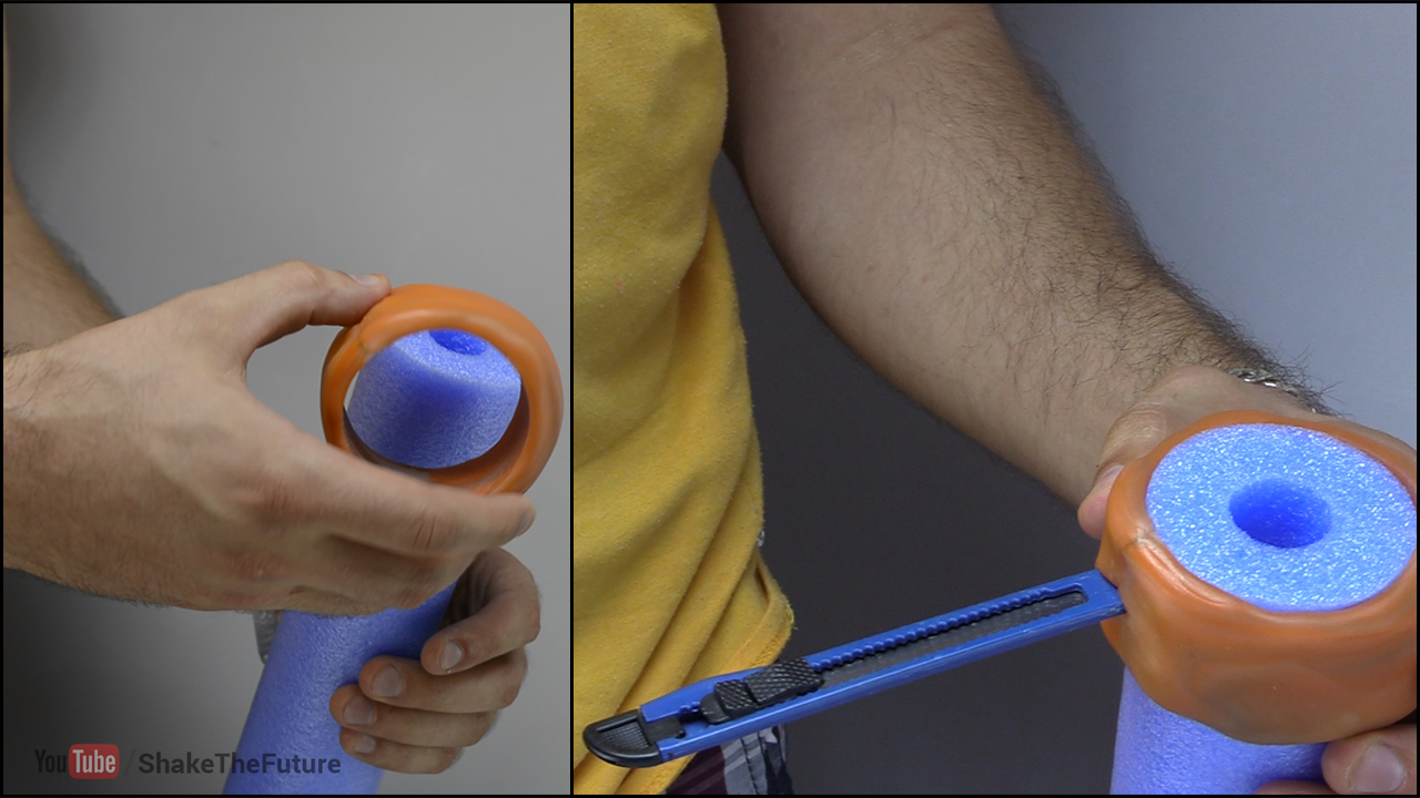 Picture of Pool Noodle Cutter