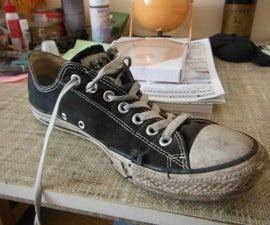 Fancy Footwork (Repair Those Old Soles)