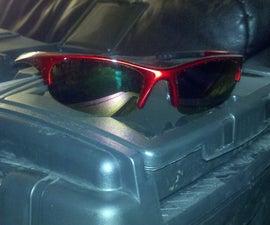 Homemade Prescription Sunglasses