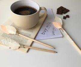 Valentine's Pencil Arrows