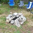 Rock Fire Pit