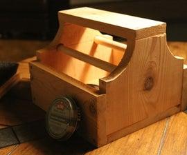 How to build a Niffty Shoe Shine Box
