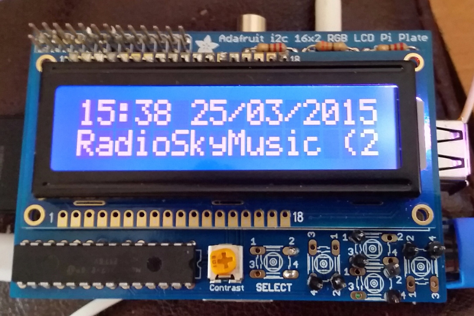 Picture of The Pi Radio