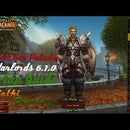 World of Warcraft WoD 6.1.0 Protection (Tank) Paladin Setup Guide
